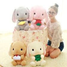 Animal Big Rabbit Ears Doll Gift 13.77'' Toy Bunny 35cm Plush Soft Stuffed Gift