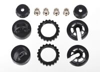 Traxxas [TRA] Shock Caps and Spring Retainers 1/10 Rally/Slash 4x4 7468 TRA7468