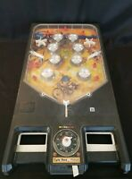 Vintage Marx Cycle Race Electric Pinball Game Works Great!