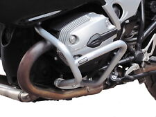 Paramotore Crash Bars HEED BMW R 1200 ST (05-10) - argento protezione