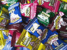 240 Pieces Warheads Extreme Sour Hard Candy - Individually Wrapped Lollies