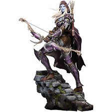"BLIZZCON 2019 World of Warcraft Sylvanas Statue Polyresin 18"" Blizzard WOW"