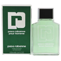 PACO RABANNE POUR HOMME - After Shave Lotion 100 mL - Man / Uomo / Hombre / Him