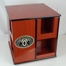 Cigar Display on Lazy Susan, Monte Cristo, Romeo Julieta, Fabrica Tabacos ONYX,