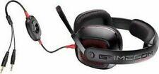 Plantronics GameCom GC388 Black Headband Headsets for PC