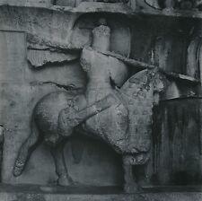 IRAN c. 1960 - Statue Équestre de Khosro II Taq-e Bostan - Div 10221