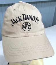 Jack Daniels Whiskey Old Number 7 Adjustable Baseball Cap Hat