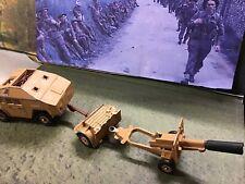 Teamsterz POLICE QUAD SOCCORSO Patrol SCOOTER Rimorchio Veicoli gioco giocattolo per bambini