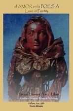 El AMOR en la POESÍA - Love in Poetry : Bilingual Anthology by Marcela Villar...