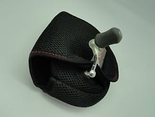 2 Jaws S Spinning Reel Cover Pouch Shimano Sahara FE 500 2500 Saros FA 1000 2500