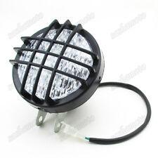 LED Head Light Front Headlight For ATV Quad Roketa Sunl Taotao 4 Wheeler Go Kart