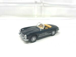 1/43 Scale New Ray 1957 Mercedes-Benz 300SL Roadster Die-Cast Metal Car