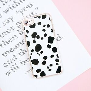 Dalmatian Dog Print Dalmatians Spots Phone Case/Cover For iPhone Samsung Google