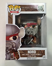 Funko Pop! Games The Elder Scrolls Online Nord Vinyl Figure 55