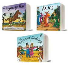 Julia Donaldson & Axel Scheffler Collection of 3 Board Books (RRP £19.97)