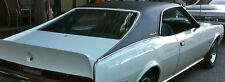 1970 AMC Javelin Boar Grain Full BLACK Vinyl Top NEW