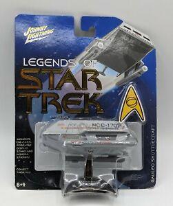 Johnny Lightning STAR TREK Series 1 USS GALILEO Shuttlecraft diecast shuttle