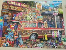 Buffalo Aimee Stewart Family Vacation 1000 Piece Puzzle