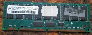 Micron PC-133 128 MB DIMM ECC 133 MHz SDRAM Memory (MT18LSDT1672G-133C2)