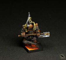 Forgeworld Chaos Dwarf Infernal guard painted by Ravenswood