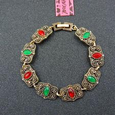 Betsey Johnson Fashion Jewelry Beauty Popular Gemstone Bangle Bracelet