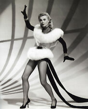 Vera-Ellen photo - H4461 - Danced with Fred Astaire, Gene Kelly & Danny Kaye
