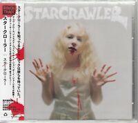 STARCRAWLER Starcrawler 2018 Japanese 13-track promo sample CD SEALED