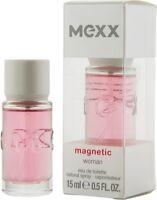 Mexx Magnetic Woman Edt Eau de Toilette Spray 15ml 0.5fl.oz NEU/OVP