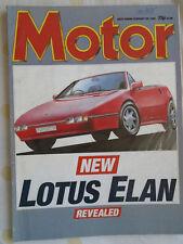 Motor 20/2/88 Toyota Celica GT-4