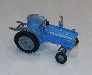 Nice - not mint - condition CORGI Ford Super Major Tractor.  $6.00 Shipping.