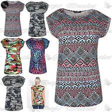 Women's Stretch Viscose Tops & Shirts