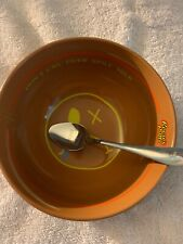 Travis Scott Reese's Cereal Bowl And Spoon Set