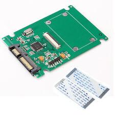 "1.8"" ZIF/LIF CE HDD Hard Drive Disk to 7+15 22 Pin SATA Adapter Converter Card"