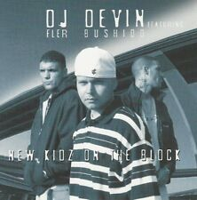 Dj Devin featuring Fler & Bushido - New Kidz On The Block CD (Sido, Fler)