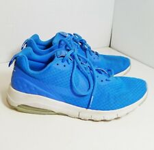 Nike Air Max Motion Low Men's Running Athletic Shoes in Blue Size 8   833260-441
