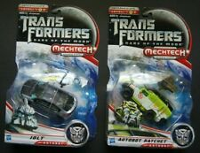 Transformers DARK OF THE MOON action figure lot RATCHET AND JOLT NIP!