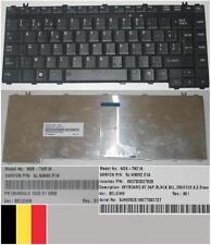 Teclado Azerty Belga Toshiba A300 NSK-TAE1A NSK-TAR1A 9J.N9082.E1A 9J.N9082.R1A