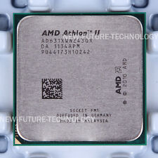 AMD Athlon II X4 631 (AD631XWNZ43GX) 2.6 GHz Socket FM1 Quad-Core CPU 100% Work