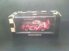 MINICHAMPS ICONIC PORSCHE 911 GT3 GRAND AM 2001 1/43 LIMITED DIECAST NO SPARK