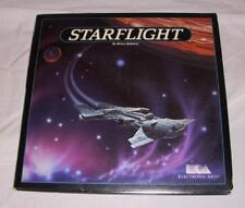 Vintage Starflight Electronic Arts Computer Game for IBM and Tandy PCs - 1986