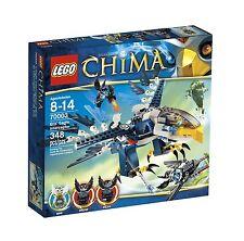 Lego Chima 70003 ERIS' EAGLE INTERCEPTOR Eris Razar Rizzo Minifig NISB Xmas Gift