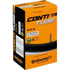 CONTINENTAL MTB 26 x 1.75 - 2.5 Pollici Schrader tubo interno