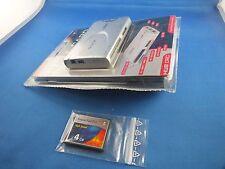 ZUBEHÖR 4GB mit Cardreader für Mercedes Comand PCMCIA Adapter CF W212 W221 W204