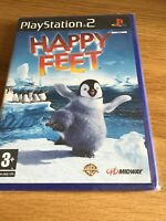 Happy Feet (Sony PlayStation 2, 2006) New Sealed