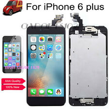 "For iPhone 6 Plus 5.5"" Replacement Digitizer LCD Touch Screen & Button &Camera"