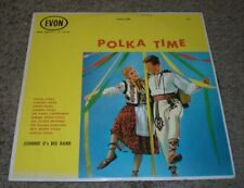 Polka Time Johnnie O's Big Band~RARE Dance Party Polka Music~FAST SHIPPING!!!