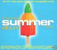 (807E) The Best Summer 2002 Album - 2 CD set