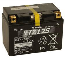 Genuine Yuasa YTZ12S 12V High Performance AGM Motorbike Motorcycle Battery