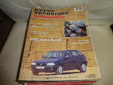 RTA 577 de 1995: OPEL ASTRA Diesel Evolution PEUGEOT 309 essence de 92 à 94
