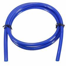 1M Motorcycle Fuel Hose Petrol Pipe Line 5mm I/D 8mm O/D Blue For Honda Suz X3Z3